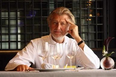 chef Pierre Gagnaire